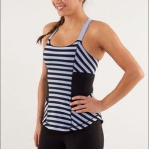 Lululemon Athletica Work It Out tank size 12